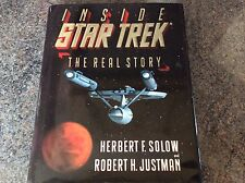 Inside Star Trek, The Real Story Book! Look At My Other Books!