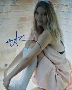 Anya Taylor-Joy Authentic Signed 8x10 Photo W/ COA
