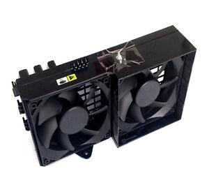 Dell precision T3500 T5500 Front Dual Fan 0HW856 HW856