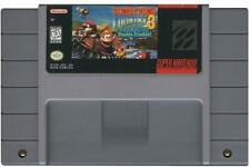 Donkey Kong Country Version SNES USA Cartridge Super Nintendo Game DKC 3