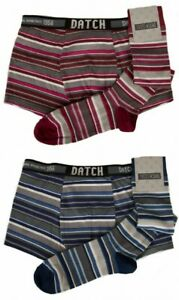 Set trunk + 1 pair long socks man DATCH item CDM003