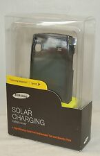 NEW GENUINE Samsung M580 Replenish Solar Charging BATTERY COVER cell phone door