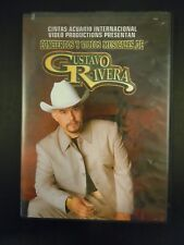 Conciertos y Videos Musicales de Gustavo Rivera (DVD, 2002)