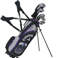 LEFT HANDED CALLAWAY XJ HOT GIRLS PACKAGE SET NOW £119.00