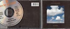 FABRIZIO DE ANDRE CD  Le nuvole  STAMPA ITALIANA Dischi Ricordi 1990