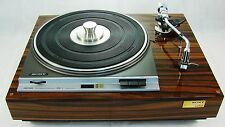 SONY PS 2250 turntable exclusive design + Gratis Stabilizer Record Clamp