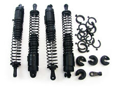 HPI Savage X 4.6 Front & Rear SHOCKS & OIL (tower bulkhead SS Flux