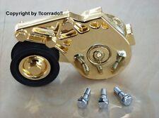">vergoldet< VR6 Riemenspanner VR 6_Golf 3,Corrado,Vento,Passat ""chrom+gold"""