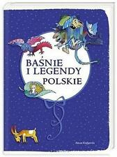 Basnie i legendy polskie  NEW Hardcover