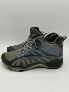 Women's Merrell Siren Edge Q2 Hiking Walking Trainers Size UK5 EU38