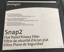 """Kensington 55705 Snap2 Flat Panel Privacy Filter for 19"""""""