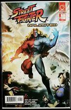 STREET FIGHTER Unlimited #10a (2016 Capcom UDON Comics) NM Comic Book