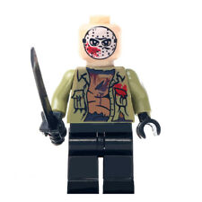 Jason Voorhees - Serial Killer Horror Themed Lego Moc Minifigure Gift