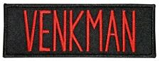 Ghostbusters Movie VENKMAN  Embroidered Costume Cosplay Patch Iron on Sew on