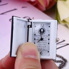 Cool Vintage Unique Death Note Book Quartz Pocket Watch Pendant Necklace Gift SG