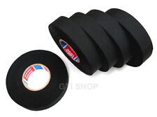 5 Roll / TESA 51025 19mm x 25m Adhesive Cloth Fabric Tape for wiring harnesses