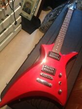 Crafter Cruiser RG600 Electric Guitar Metallic Candy Apple Red Humbucker Pickups