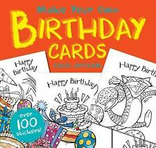 Make Your Own Birthday Cards (2017, Paperback)