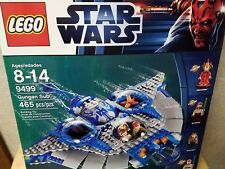 LEGO STAR WARS RETIRED GUNGAN SUB SET 9499 NO BOX NO MINIFIGURES SUB ONLY