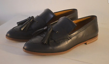 & Other Stories Black Loafers Shoes Leather US 9 EU 39 8.5