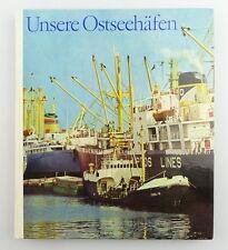 Buch: Unsere Ostseehäfen von Hein Wenzel e1226