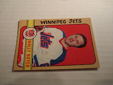 #308 Wally Boyer - 1972-73  - WHA - High Number - Mint