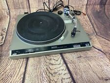 Technics Sl-220 Frequency Generator Servo Automatic Turntable Parts Or Repair