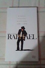 BOX SET RAPHAEL.- TE LLEVO EN EL CORAZON 3 CD'S + DVD CAMILO SESTO ROCIO DURCAL