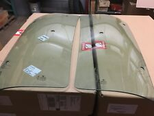 Rear Corner Cab Glass for Kubota Grand L 60 Series Tractors. TAKE OFF
