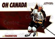 2003-04 ITG Action Oh Canada #14 Joe Thornton