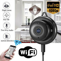 Wireless Camera Mini WIFI IP HD 1080P Smart Home Security Camera Night Vision