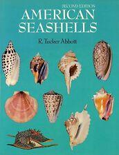 BOOK Abbott R.T.  American seashells