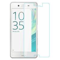 2 films de protection plastique pour Sony Xperia X (F5121 / F5122)