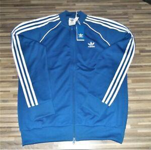 Adidas Retro Oldschool Trainingsjacke Jacke 70 iger Jahre Style  M !!