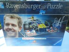 Sebastian Vettel Puzzle Ravensburger Red Bull Racing Formula 1 Team 2011