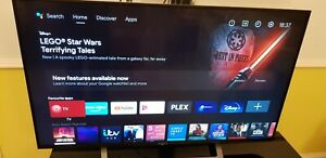 """Sony Bravia 4k HDR 43"""" Android TV 43XD8305"""