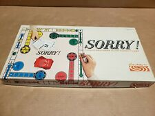 Vintage 1964 SORRY! board game. Parker Brothers. COMPLETE Excellent Condition