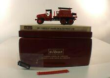 Sibur No. 4002 GMC Cckw 353 Firefighter Truck st Avold Nib 1/50 MIB