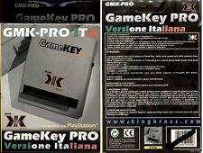 GAMEKEY PRO - SONY PLAYSTATION 1 - EDIZIONE ITALIANA, NUOVO E SIGILLATO