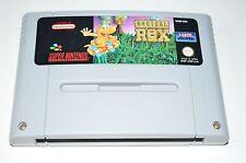 Nintendo SNES Spiel RADICAL REX