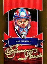 2012-13 ITG Forever Rivals Gold #44 Jose Theodore