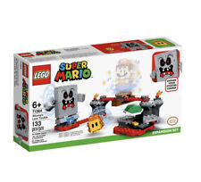 LEGO Super Mario Whomp's Lava Trouble Expansion Set (71364) New! Sealed!