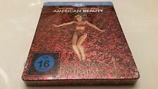 American Beauty STEELBOOK (Blu-ray Germany) REGION FREE RARE OOP
