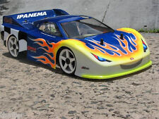 Ipanema Warrior Clear GT Body 1:8 - Choice of Speed Run Racers worldwide.