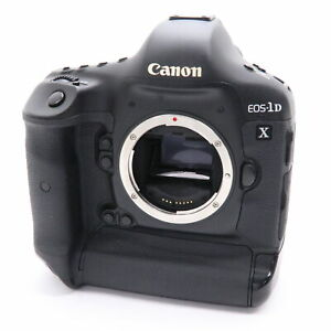 Canon EOS 1DX Body shutter count 298000 shots #48