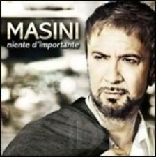 MARCO MASINI - NIENTE D'ANTE  CD POP-ROCK ITALIANA