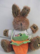 Peluche lapinou avec sa carotte 23 cm