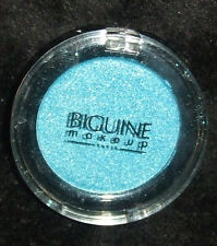 BIGUINE MAKE UP PARIS OMBRE A PAUPIÈRES EYES SHADOW SHINY TURQUOISE 3g / 0.106Oz