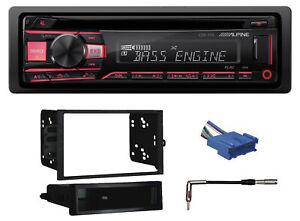 ALPINE CD Stereo Android/MP3/WMA/USB/AUX 95-97 Oldsmobile Cutlass Supreme