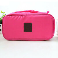 HQ Portable Protect Bra Underwear Lingerie Case Travel Organizer Bag Waterproof